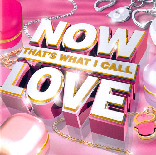 now that's what i call love (2cds) emi importado