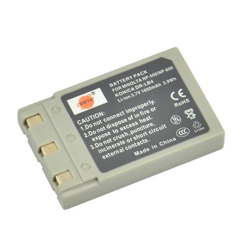 np-500 bateria alternativa konica minolta dimage g series