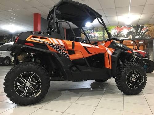 np - gamma - utv cf-moto 1000  2018