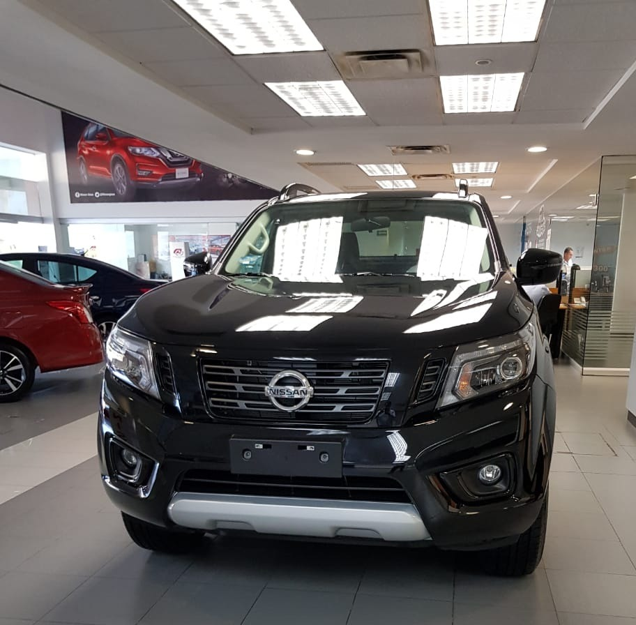 2019 Nissan Frontier: Nissan Frontier Mexico