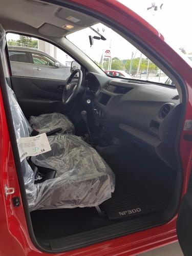 np300 pick up 2018 cabina tm ac pq seg precio especial marzo