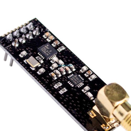 nrf24l01 2.4ghz pa lna wireless 1000m + antena arduino