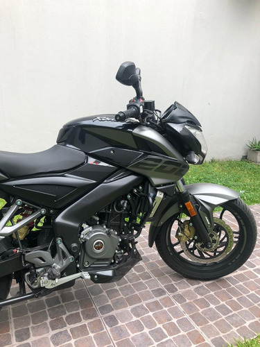 ns 200 fi bajaj usada excelente urquiza motos financiacion