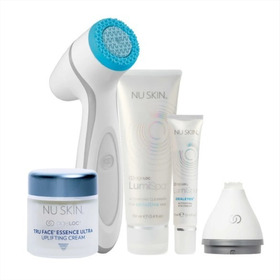 Nu Skin Kit Tratamiento Ageloc Lumispa Accent Sensitive Gift