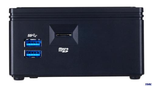 nuc gigabyte brix intel celeron n3150 2.5  hdd ddr3l 1066mhz