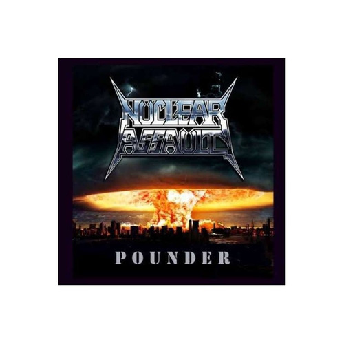nuclear assault pounder cd nuevo