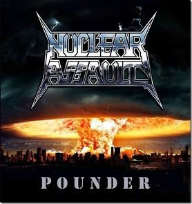 nuclear assault - pounder - (ep) - (nac)