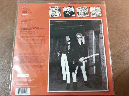 nuclear socketts -complete singles lp vinyl