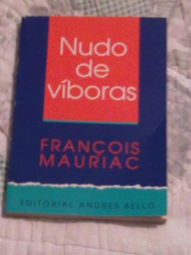 nudo de viboras - francois mauriac