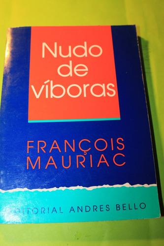 nudo de viboras  francois mauriac