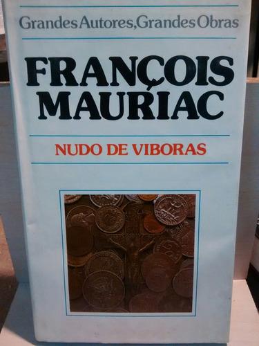 nudo de víboras -  francois mauriac - tapa dura