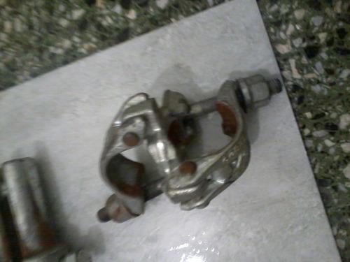 nudos para andamios y estructuras tubulares
