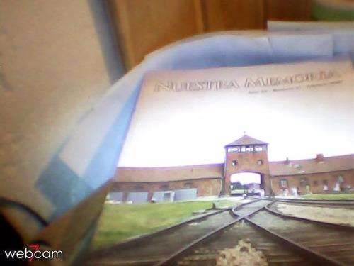 nuestra memoria museo del holocausto