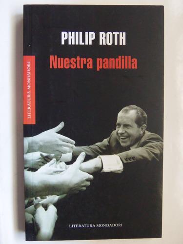 nuestra pandilla phillip roth autor portnoy