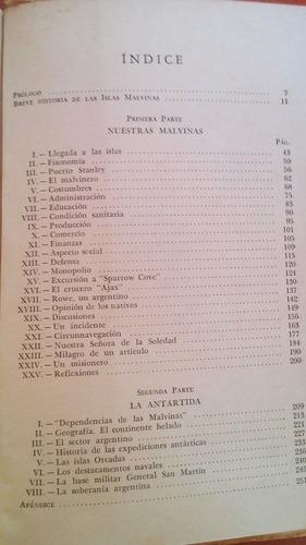nuestras malvinas/juan carlos moreno/el ateneo/1955