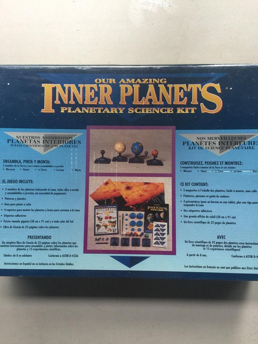 interior como son los planetas www