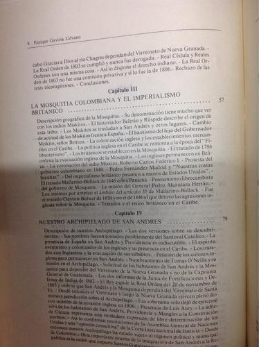 nuestros archipiélagos volumen ix. comprendo de la historia