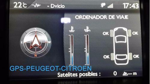 nueva actualizacion gps citroen 2018 c3 picasso c3 aircross