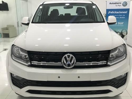 nueva amarok comfortline 0km 4x2 automática volkswagen 2020
