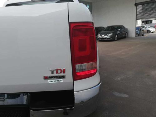 nueva amarok dc 2.0l tdi 180 cv highline 4x2 aut