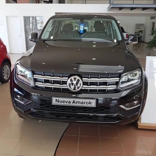 nueva amarok highline 4x2 0km automática volkswagen 2021 d20