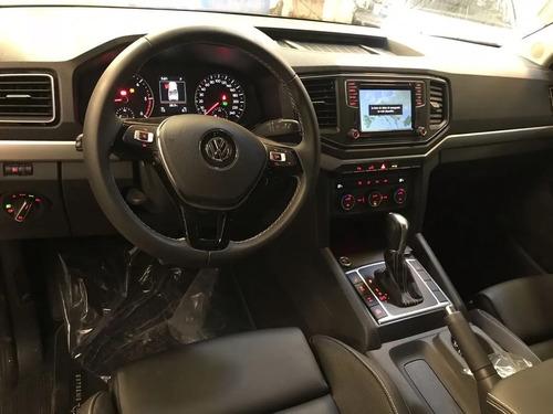 nueva amarok highline 4x4 0km automática volkswagen 2021 a1