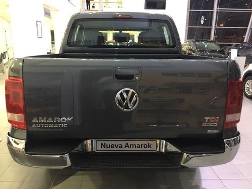 nueva amarok highline en cuotas $7.900