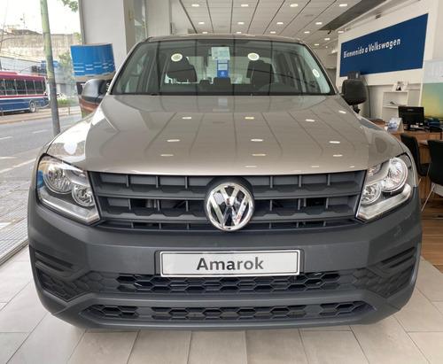 nueva amarok trendline 4x2 0km manual volkswagen 2020 vw l5