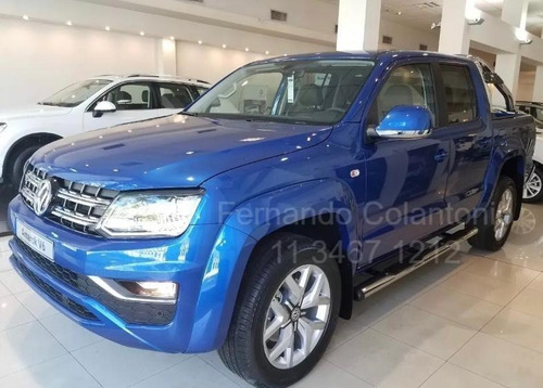 nueva amarok v6 0km highline volkswagen 2020 vw 258cv at c2