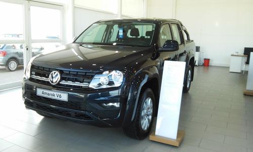 nueva amarok v6 comfortline 0km vw 258cv volkswagen 3.0 2020