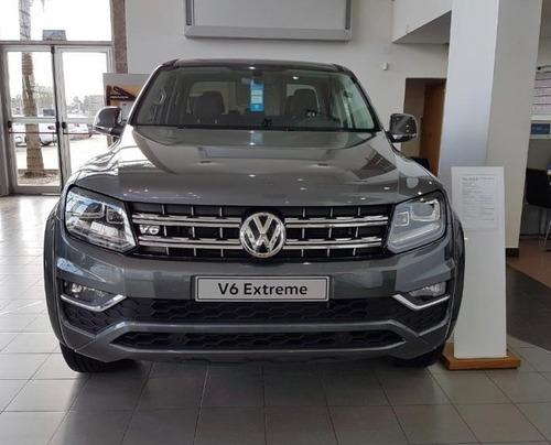 nueva amarok v6 extreme 258cv 0km volkswagen 2020 vw 0km c8
