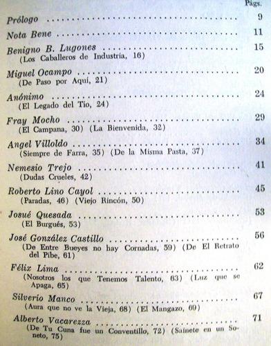 nueva antología lunfarda josé gobello editó plus ultra 1972
