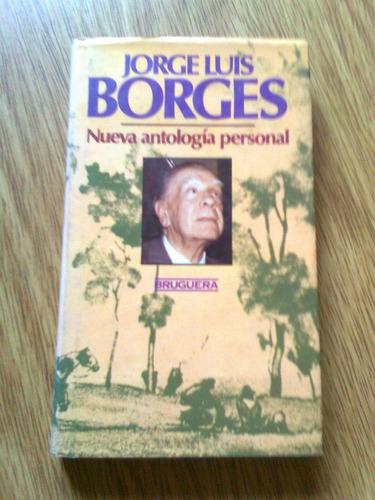 nueva antologia personal, jorgue luis borges