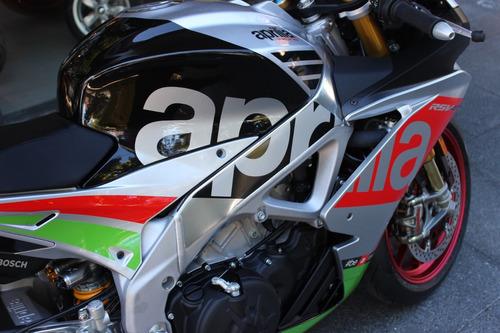 nueva aprilia rsv4 rf 0 km competición - motoplex devoto