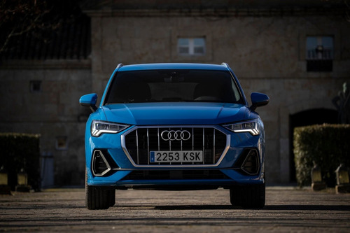 nueva audi q3 40 tfsi stronic marrocchi exclusivos
