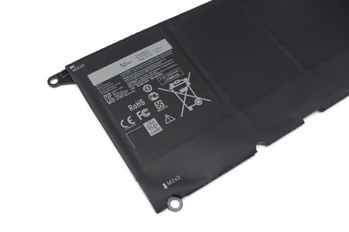 nueva batería de jd25g para dell xps 13 (9343) (9350) 90v7w
