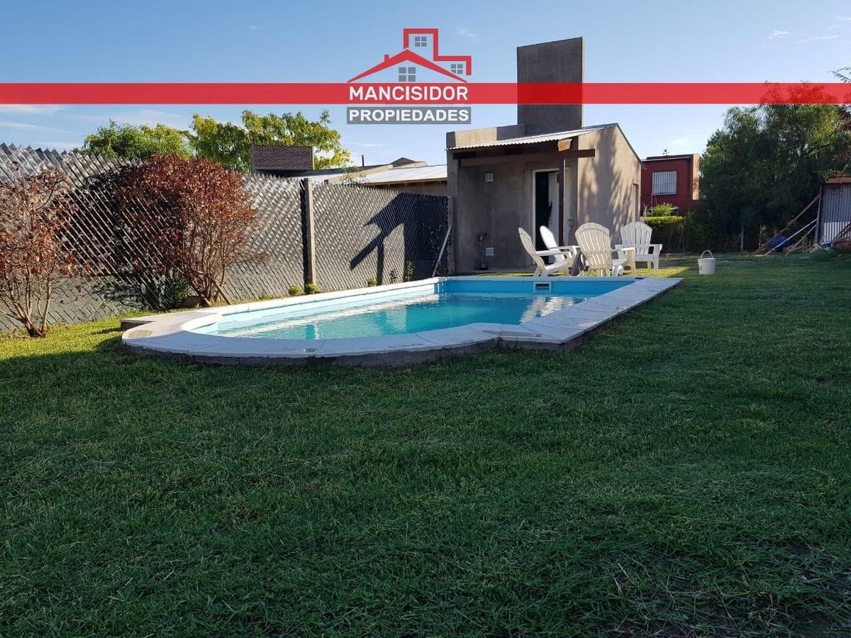 nueva belgrano hermoso lote con piscina y construcción