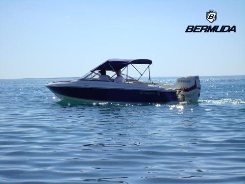nueva bermuda classic sin motor 2017