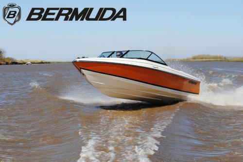 nueva bermuda classic sin motor 2018