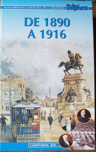 nueva biblioteca didáctica billiken / de 1890 a 1916