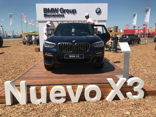 nueva bmw x3 40i m performance 2018