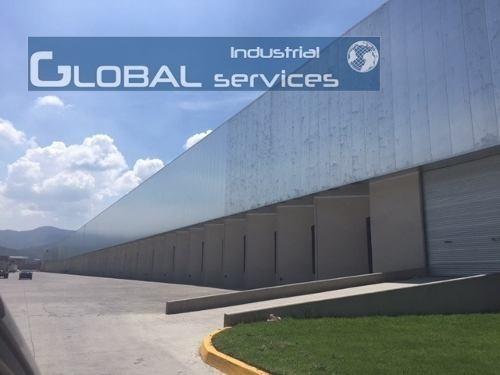 nueva bodega industrial en tepotzotlán..