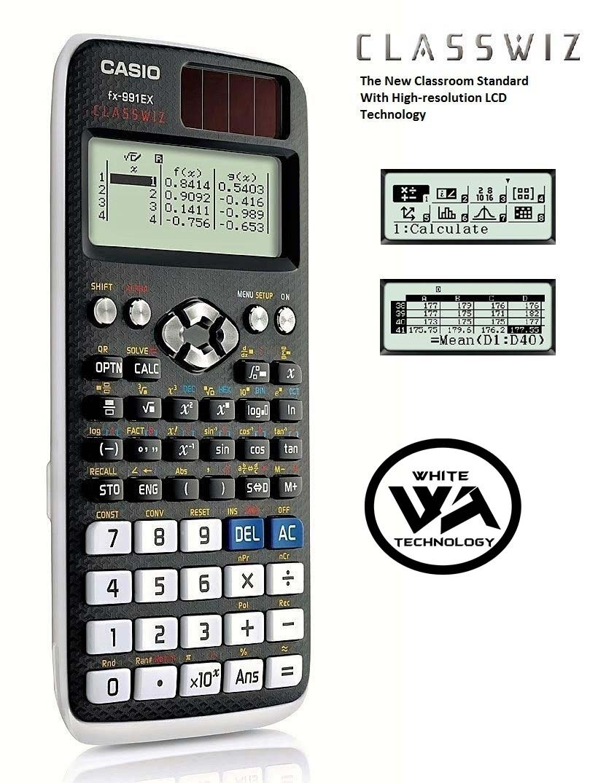 075ca39bc16a Nueva Calculadora Cientifica Casio Fx-991ex-lax Classwiz Qr ...