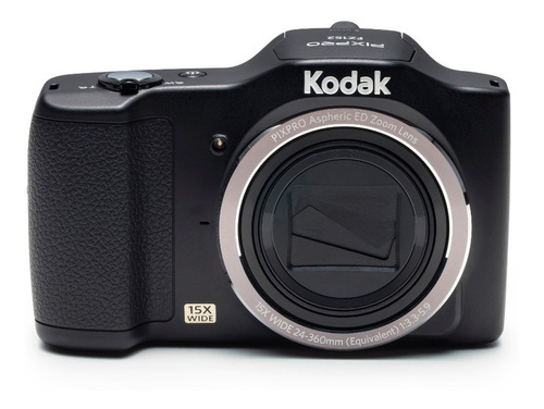 nueva! cámara kodak compacta friendly zoom fz152