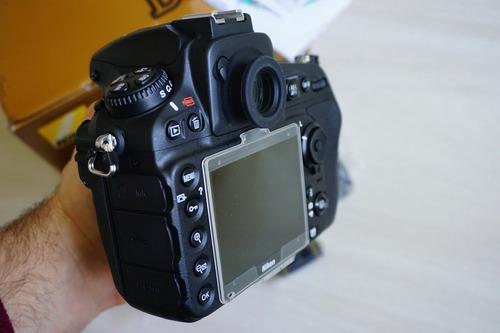 nueva cámara réflex digital nikon d d810 36.3mp