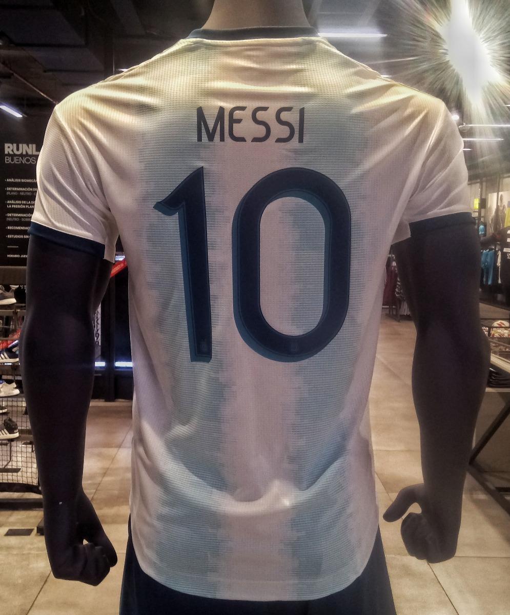 Nueva Camiseta Argentina adidas Climachill 2019 Messi