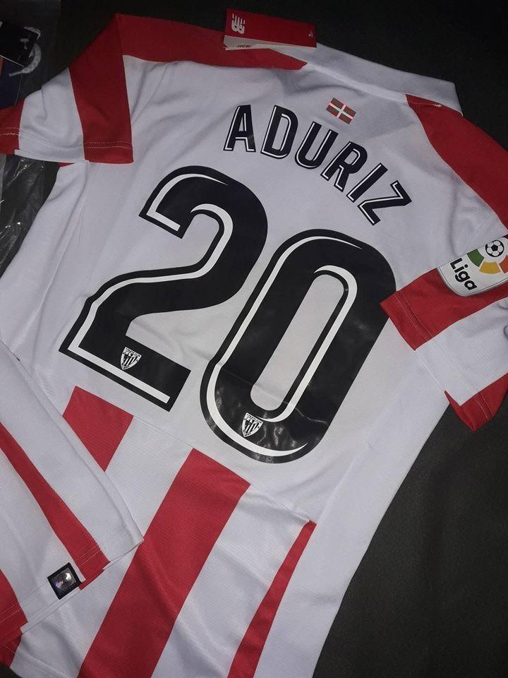 11ce8f7950c7f Nueva Camiseta Athletic Bilbao  20 Aduriz !!! -   1.899