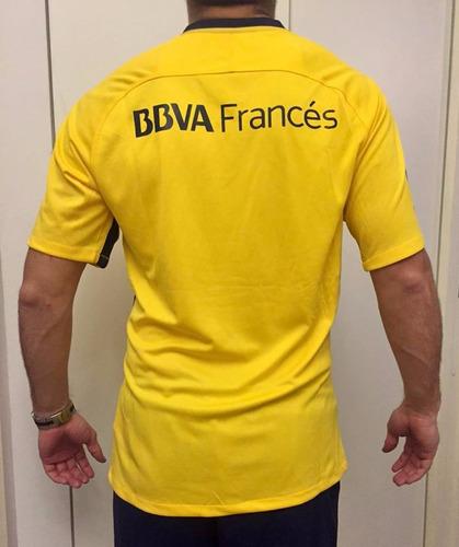 nueva camiseta boca titular/suplente 2017/18