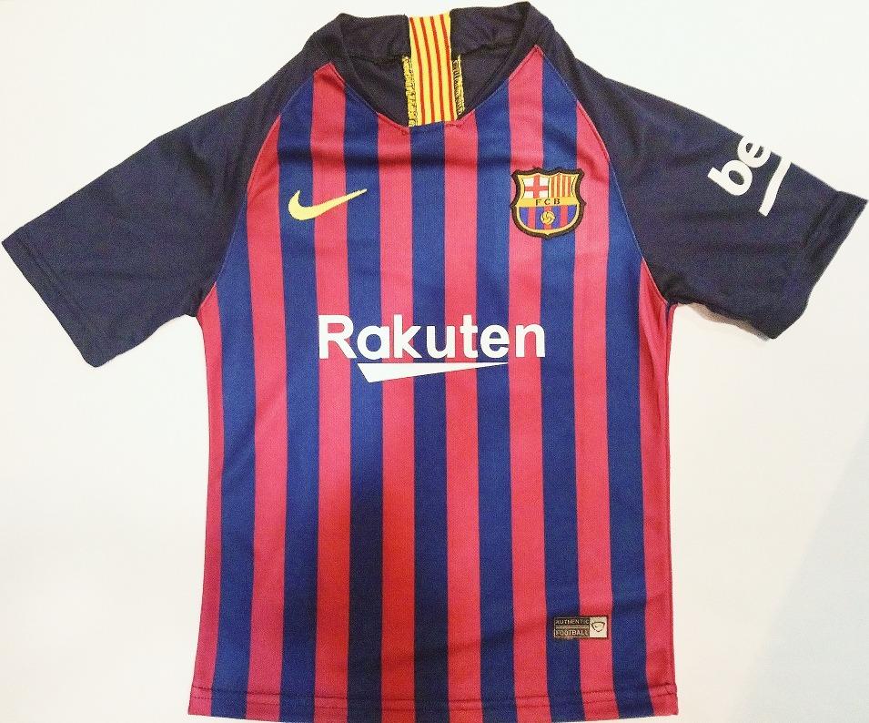 nueva camiseta de barcelona para niño !! 2018   2019. Cargando zoom. d18c2d1d044