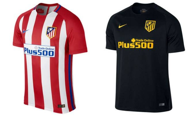eb0d538d6745f Camiseta Atlético de Madrid modelos